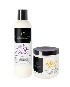 Moisture Boost Bundle | Hydrate Your Curls