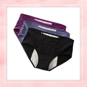 FreeFlo™ Leakproof Period Underwear