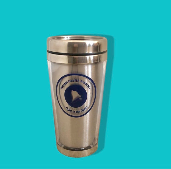 Fight in the Open Travel Tumbler