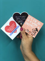 Self-Care Sticker and Magnet Pack