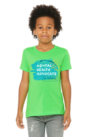Mental Health Advocate in Training Kids Shirt