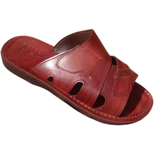 Load image into Gallery viewer, 'Freshwater' Leather Sandals