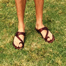 Load image into Gallery viewer, Soul Sandals Australia Hippy Leather Sandals - 'Samson'