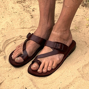 Soul Sandals Australia Hippy Leather Sandals - 'Samson'