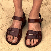 Load image into Gallery viewer, Soul Sandals Australia Ethical Leather Sandals - 'Coolangatta'