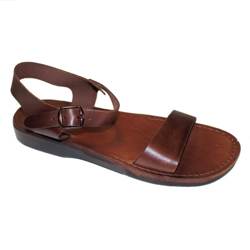 Soul Sandals 'Avalon' Leather Sandals - Dark Tan