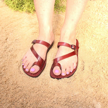 Load image into Gallery viewer, Soul Sandals Australia Leather Sandals - The 'Noosa'