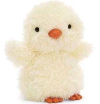 Little Chick Stuffed Animal