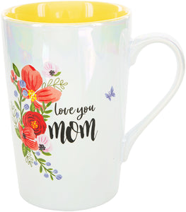 Love You Mom 15 oz Mug