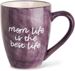 Mom Life Is The Best Life 20 oz. Mug