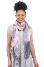 Load image into Gallery viewer, Vintage Tuscan Vineyard Scarf
