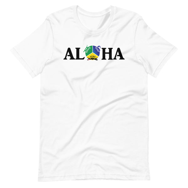 SSBJJ Aloha Short-Sleeve T-Shirt (Made in USA)