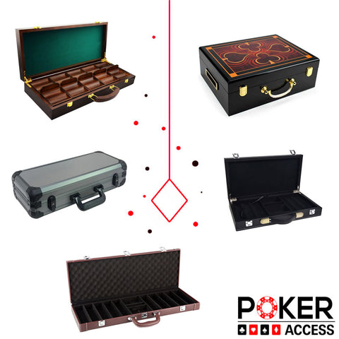 Mallettes poker