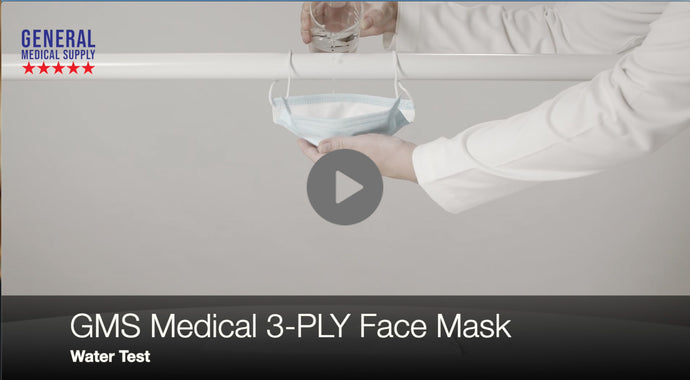 Real or Fake Masks: Our Water Experiment Passes the Test