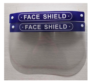 Protective Face Shields -25pc