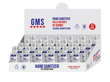 Load image into Gallery viewer, Antibacterial Gel Hand Sanitizer - 24pc Display Box (1oz)