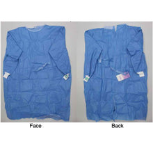 Load image into Gallery viewer, AAMI Surgical Gown Level 2 Carton (50 Gowns)