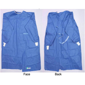 AAMI Surgical Gown Level 3 Carton (50 Gowns)