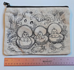Load image into Gallery viewer, Pearl Babies Pencil Pouch