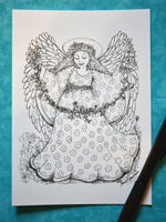 Load image into Gallery viewer, Beautiful Angels Greeting Cards