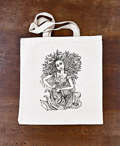 Garden Fairy Tote Bag