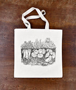 Load image into Gallery viewer, Garden Veggies Tote Bag