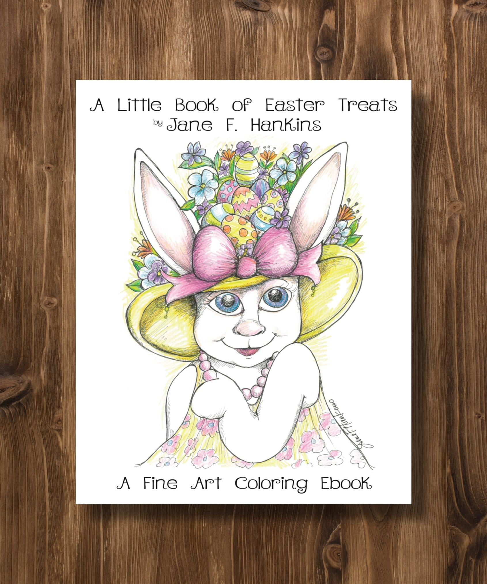A Little Book of Easter Treats (Digital PDF)