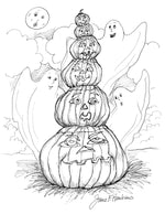 Load image into Gallery viewer, A Little Book of Halloween Tricks and Treats (Digital PDF)