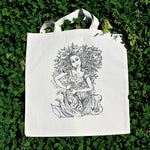 Load image into Gallery viewer, Garden Fairy Tote Bag