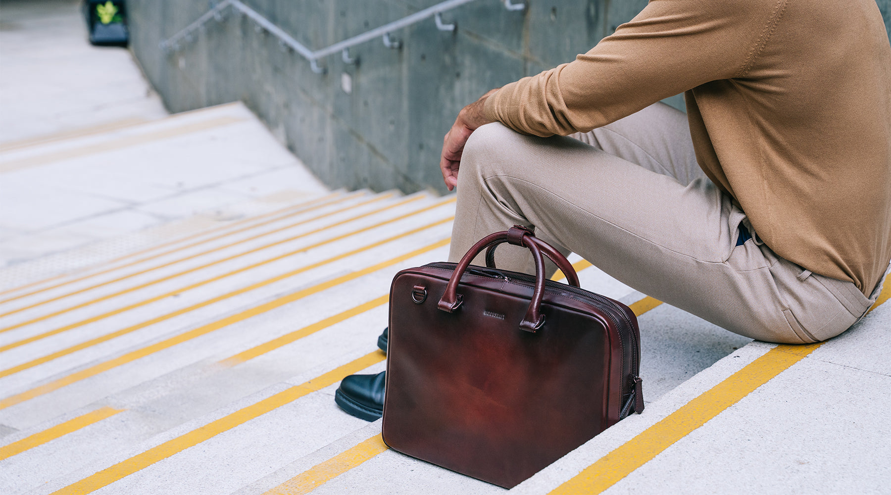 Functional Briefcase with Model