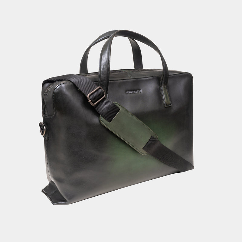 Classic Briefcase - Moonshaft