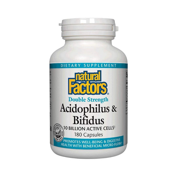 Natural Factors Acidophilus Extra Strength Capsules