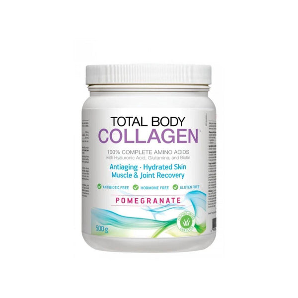 Natural Factors Total Body Collagen 500GR Powder