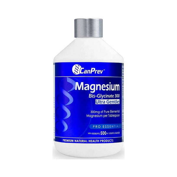 Canprev Magnesium Bisglycinate 300mg LIQUID 500ml