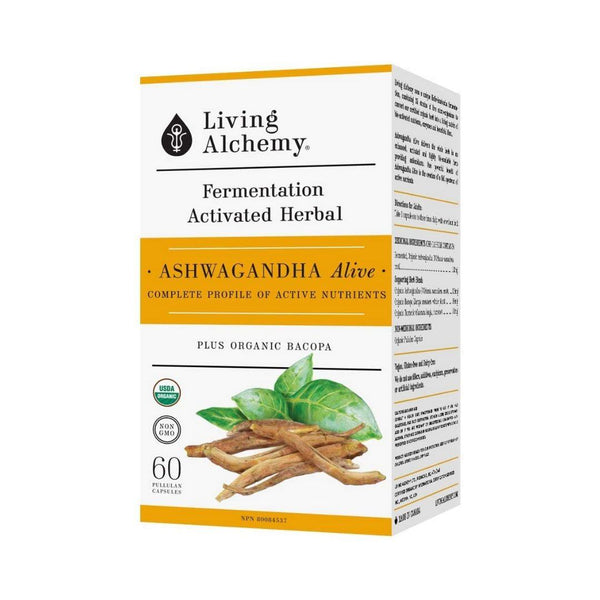 Living Alchemy Ashwagandha | Durham Natural
