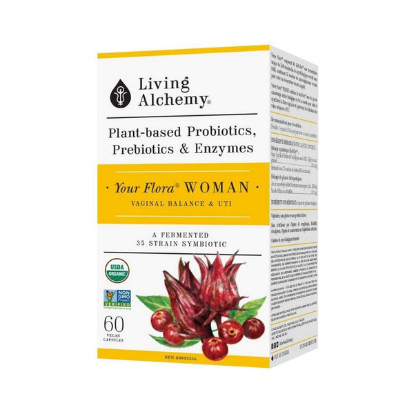 Living Alchemy Your Flora Women's | Durham Natural