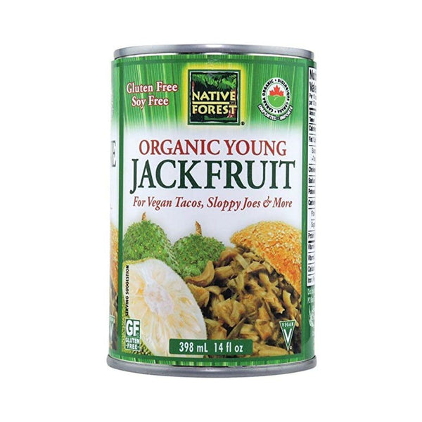 Native Forest Jackfruit 398ml Canned