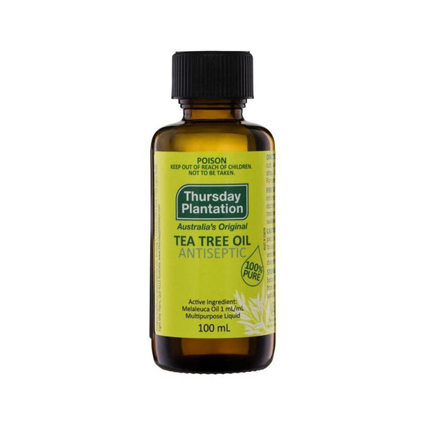 TEA TREE OIL (100% PURE) - 100ML