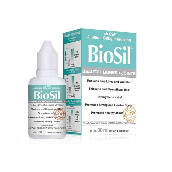 Preferred Nutrition Biosil Drops 30ml