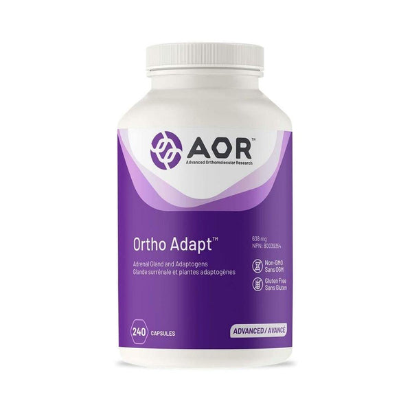 AOR ORTHO-ADAPT 638MG - 240 CAPS | DURHAM NATURAL FOODS