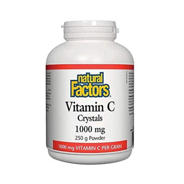 Natural Factors Vitamin C Crystals