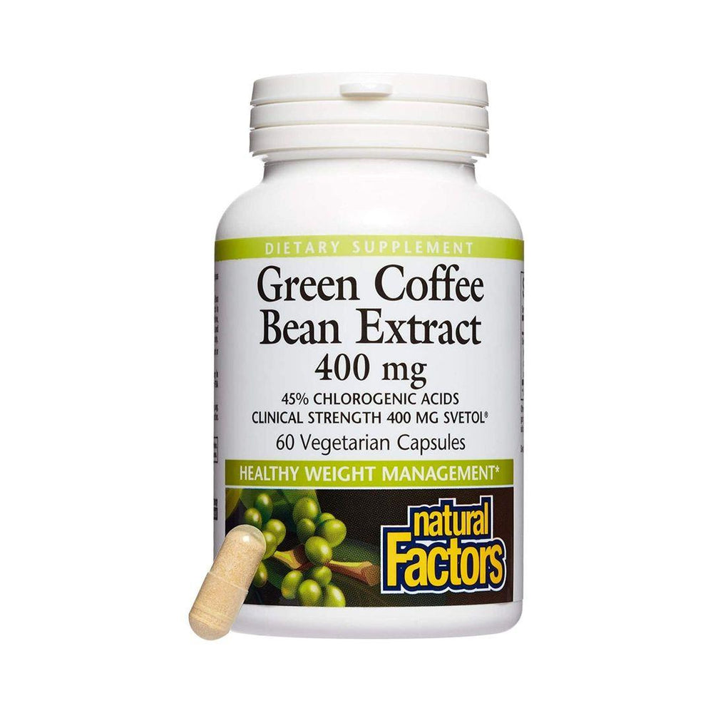 Natural Factors Green Coffee Bean Extract
