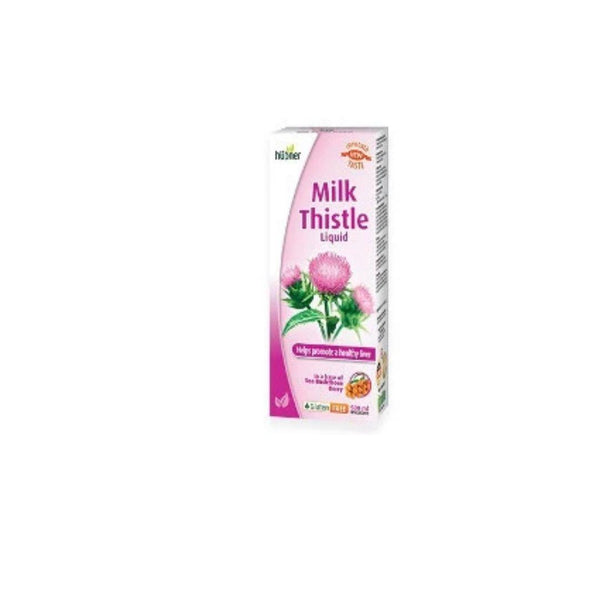 Naka Milk Thistle 500ML | Durham Natural