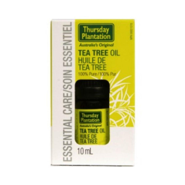 TEA TREE OIL (100% NATURAL) - 10ML