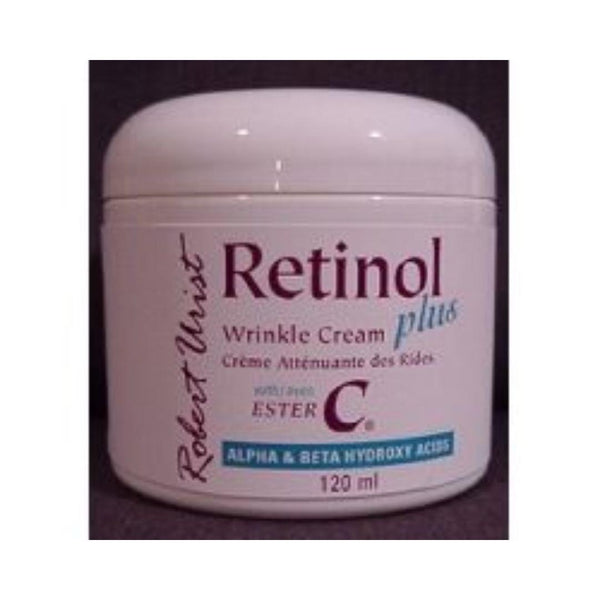 Robert Urist retinol and Ester C cream