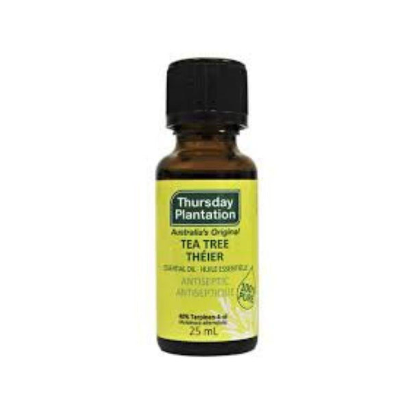 TEA TREE OIL (100% PURE) - 25ML
