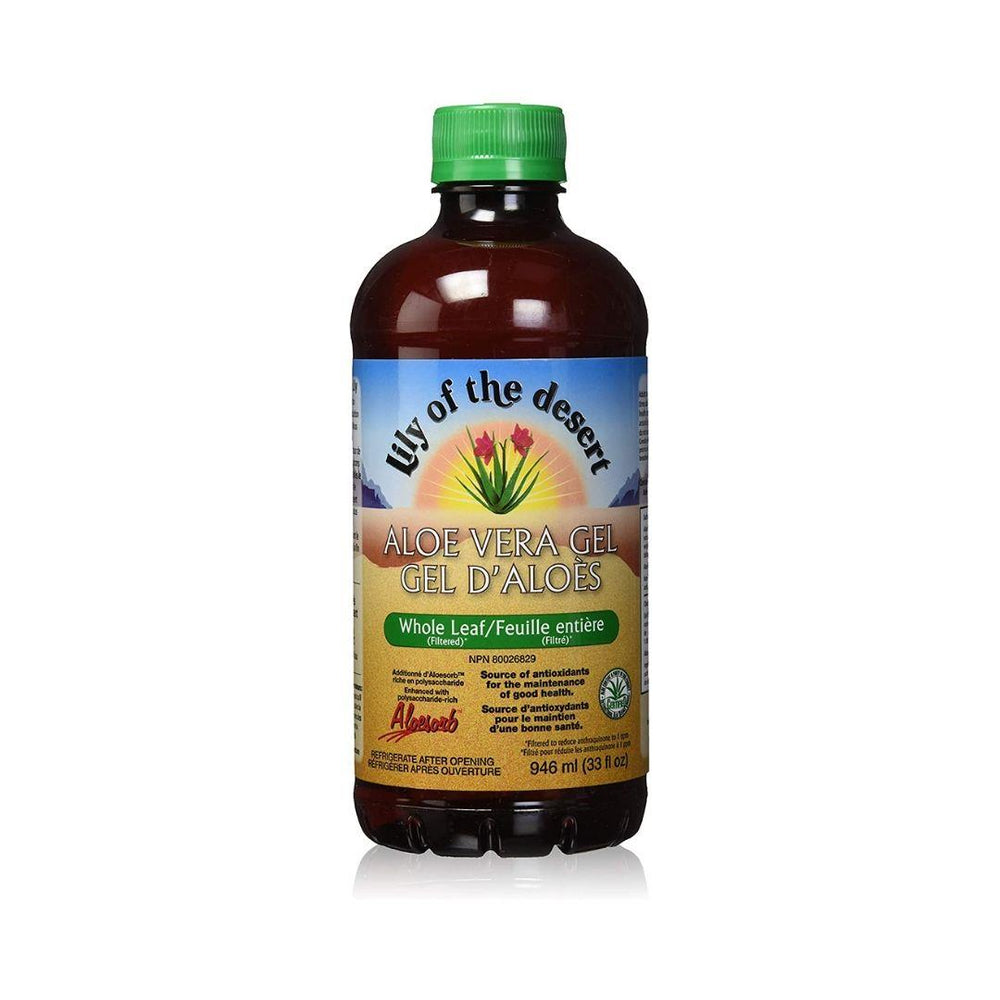 Lily of the Desert Whole Leaf Aloe Vera GEL 946ml