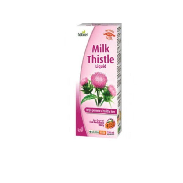 Naka Milk Thistle - 250 ML | Durham Natural