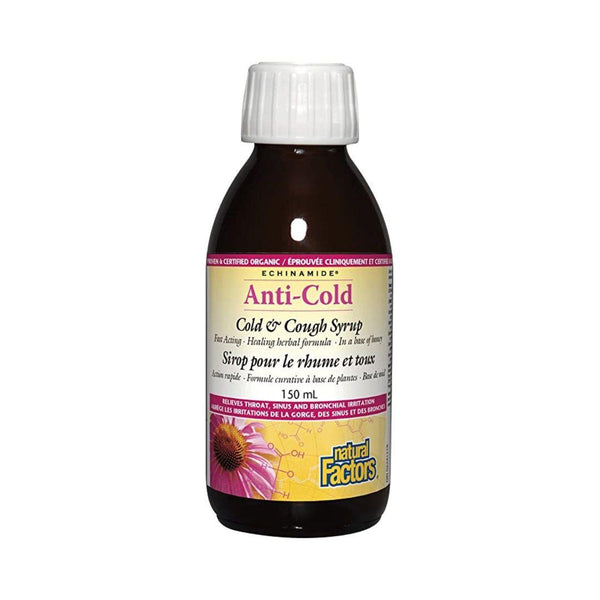 Natural Factors Cold & Cough Syrup 150ml