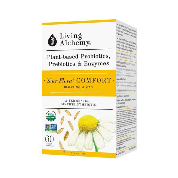Living Alchemy Comfort Probiotic | Durham Natural